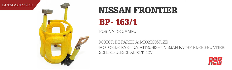 NISSAN FRONTIER - BOB NEW