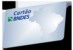 Aceitamos Cartões BNDES